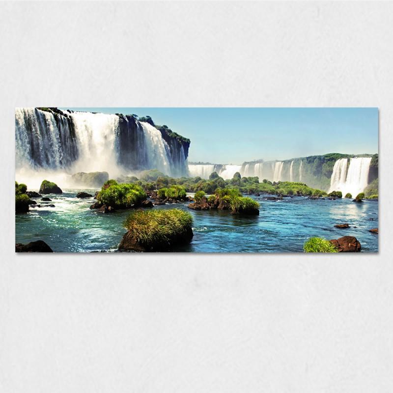 Obraz Szklany Wodospad