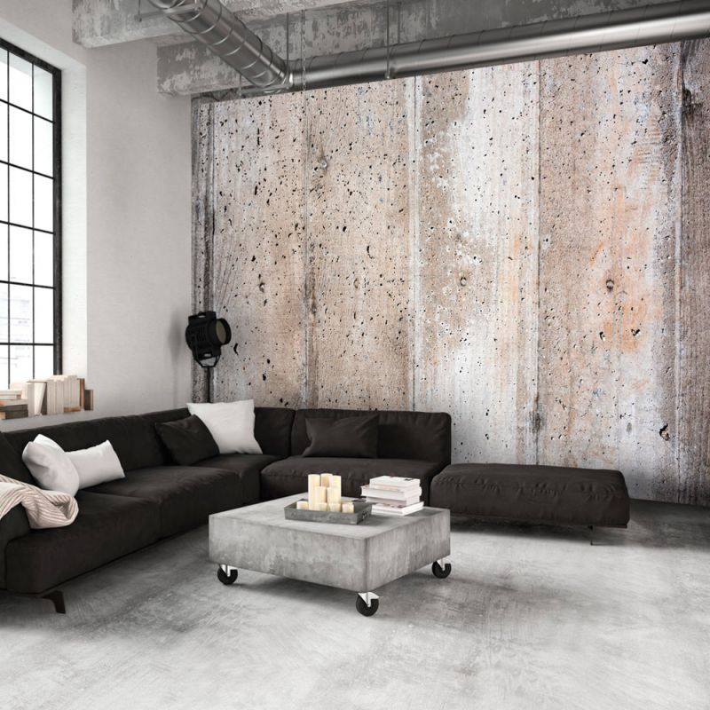 fototapeta stary beton. Black Bedroom Furniture Sets. Home Design Ideas