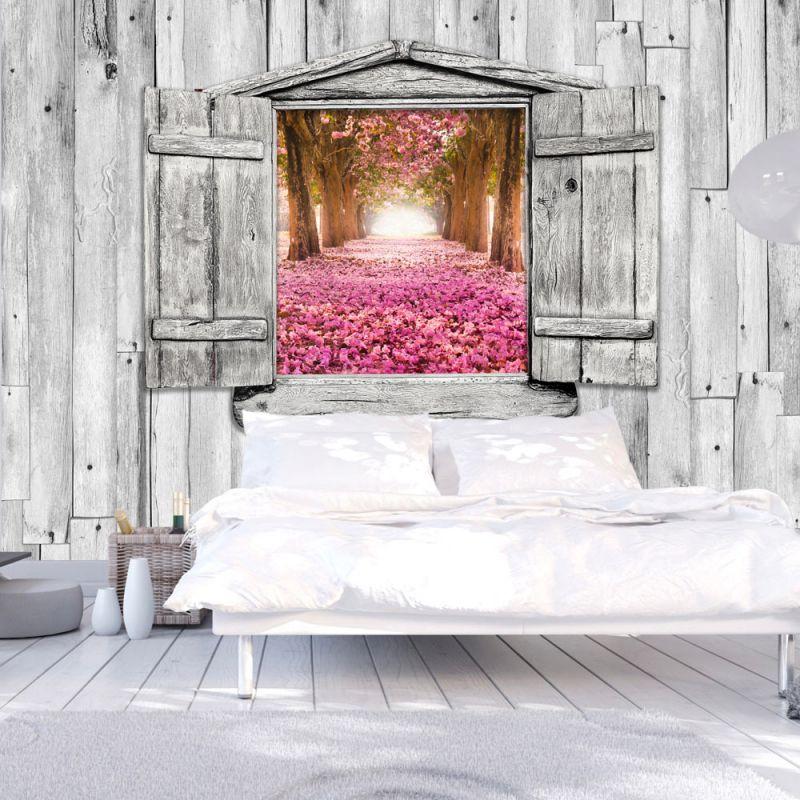 fototapeta 3d do sypialni. Black Bedroom Furniture Sets. Home Design Ideas