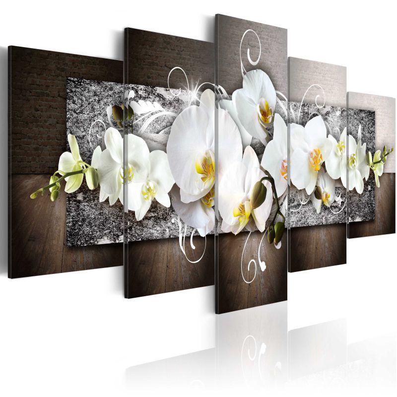 obraz kwiat niewinno ci. Black Bedroom Furniture Sets. Home Design Ideas