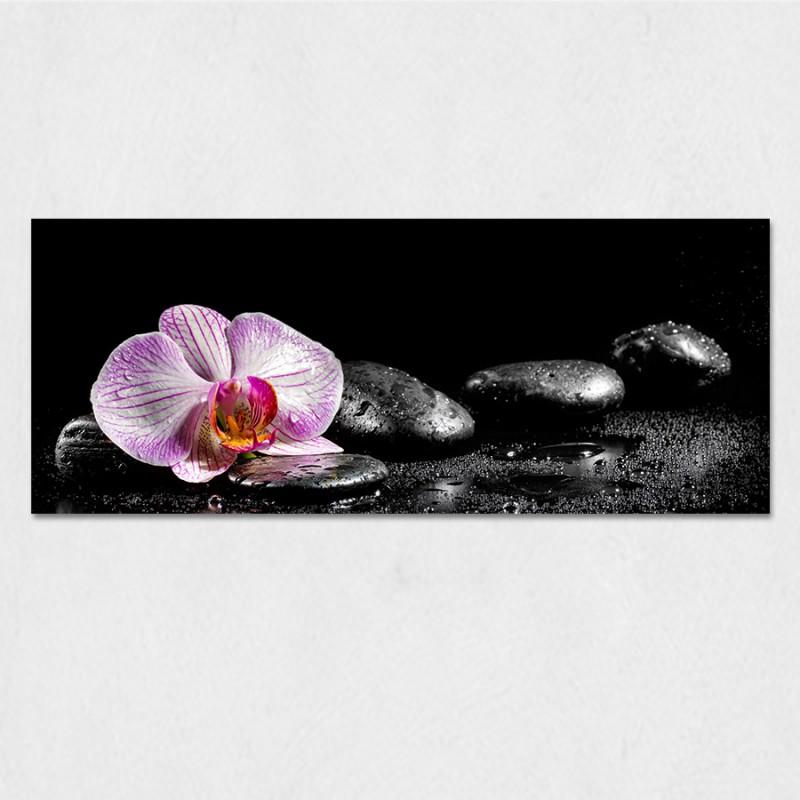 Obraz Szklany Orchidea Spa