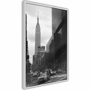 Plakat - Empire State Building